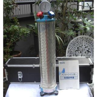 TASCO・JAPAN/冷凍機&クーラーメジャーシリンダー中古完動品0303 (その他)