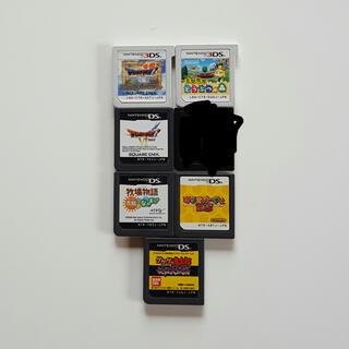 ニンテンドーDS(ニンテンドーDS)のDS&3DS!ソフト!(携帯用ゲームソフト)