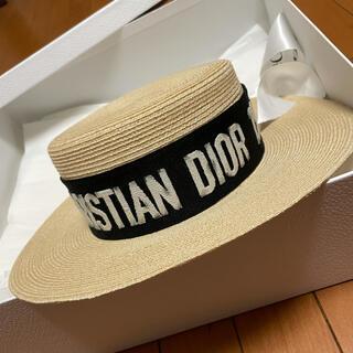 クリスチャンディオール(Christian Dior)のdior 帽子(ハット)