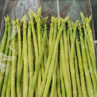 期間限定出品 島根県産 アスパラガス 細め 訳あり 400g ネコポス(野菜)