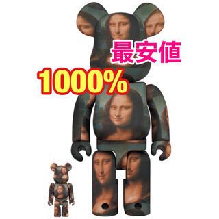 MEDICOM TOY - BE@RBRICK LEONARD Mona Lisa 1000% モナリザ