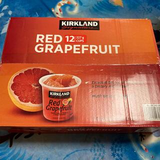 コストコ グレープフルーツ シロップ漬け 12個入り(フルーツ)