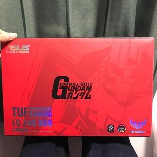 エイスース(ASUS)のTUF Gaming LC 240 RGB シャア専用ザクII CPUクーラー(PCパーツ)