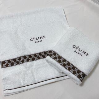 celine - 【新品未使用】セリーヌ★フェイスタオル2枚セット