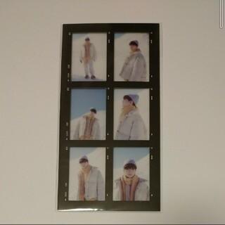 BTS ウィンターパッケージ ランダム フィルム SUGA ユンギ シュガ 1枚