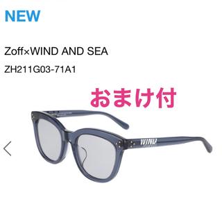 SEA - おまけ付 zoff windandsea サングラス