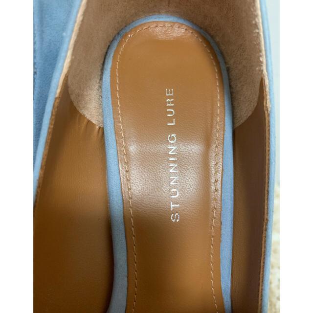 STUNNING LURE(スタニングルアー)のSTUNNING LURE パンプス レディースの靴/シューズ(ハイヒール/パンプス)の商品写真