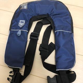 フジクラ(Fujikura)のライフジャケット(救命胴衣)桜マーク有り(ウエア)