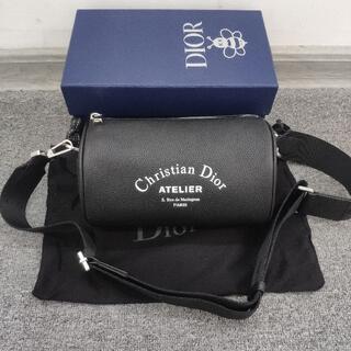 クリスチャンディオール(Christian Dior)のchristian dior ATELIER ミニ メッセンジャーバッグ(ショルダーバッグ)