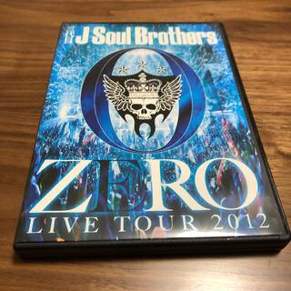 三代目 J Soul Brothers - 【美品】3代目J Soul Brothers Live DVD ZERO