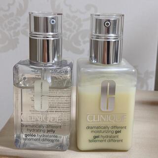 CLINIQUE - CLINIQUE クリニーク DDHJ DDMG セット 乳液 保湿ジェル