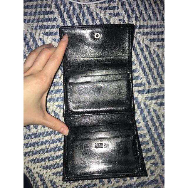 ANNA SUI(アナスイ)のアナスイ ANASUI  三つ折り 財布 ウォレット レディースのファッション小物(財布)の商品写真