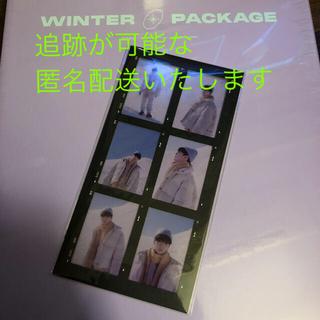 防弾少年団(BTS) - 2021 BTS WINTER PACKAGE SUGA ユンギ フィルム
