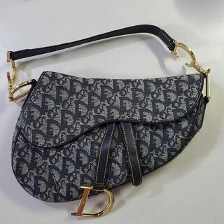 Dior - クリスチャンディオール サドルバッグ