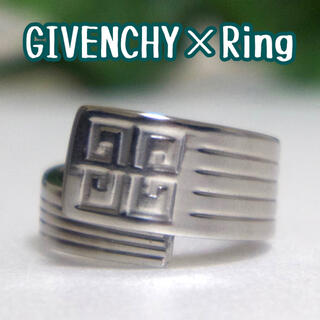 ジバンシィ(GIVENCHY)の【GIVENCHY】スプーンリング8(リング(指輪))