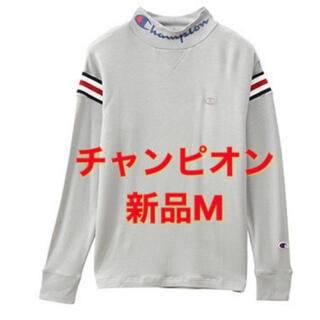 Champion - 新品M  チャンピオン GOLF ウィメンズ ハイネック ロングスリーブTシャツ