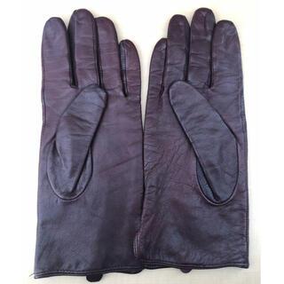 H&M - 【H&M レザー手袋 Lサイズ】