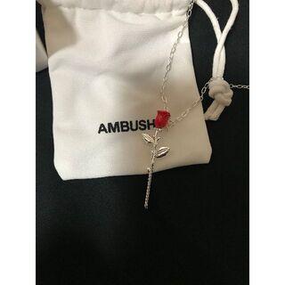 アンブッシュ(AMBUSH)のAMBUSH ローズ ネックレス(ネックレス)
