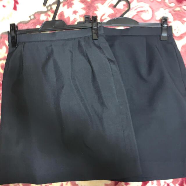 神村学園 タイトスカート2着セット レディースのスカート(ひざ丈スカート)の商品写真