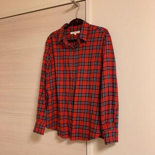 フレディアンドグロスター(FREDY & GLOSTER)のチェックシャツ(シャツ/ブラウス(長袖/七分))