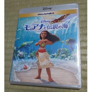 Blu-ray モアナと伝説の海 ディズニー MovieNEX ブルーレイ BD