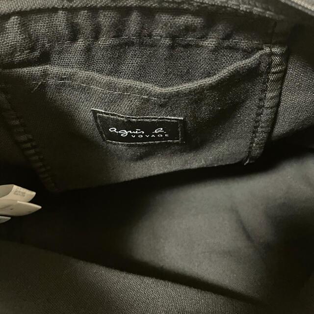 新品 agnes b. アニエスベー トートバッグ ブラック Sサイズ レディースのバッグ(トートバッグ)の商品写真