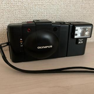 OLYMPUS - オリンパス OLYMPUS XA2 フィルムカメラ A11フラッシュ付き
