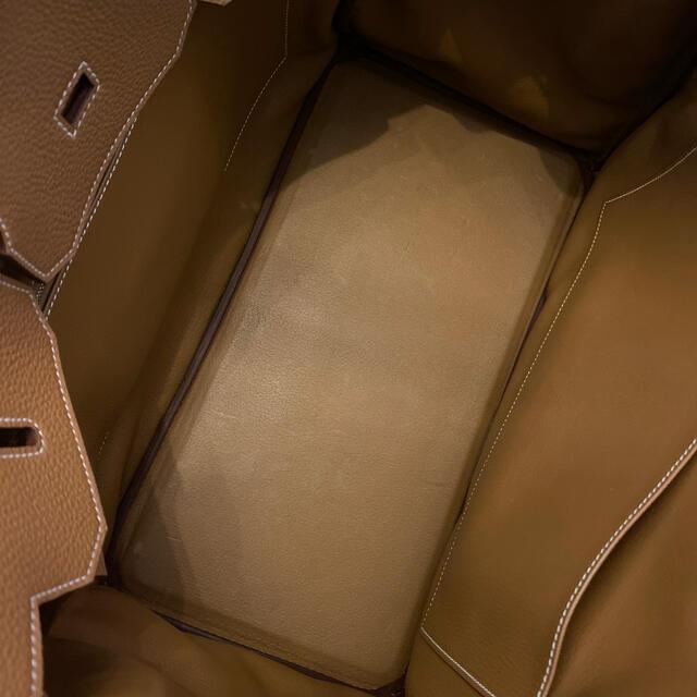 Hermes(エルメス)の【2020年 Y刻印】エルメス バーキン 40 トゴ ゴールド シルバー金具 レディースのバッグ(ハンドバッグ)の商品写真
