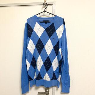 TOMMY HILFIGER - 薄手セーター