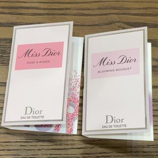 クリスチャンディオール(Christian Dior)のChristian Dior ミニサイズ MissDior(香水(女性用))
