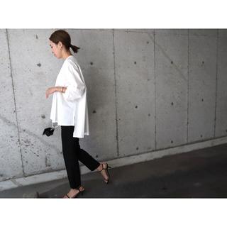 Drawer - 新品◇ella selectshop◇梅田 big tuck blouse