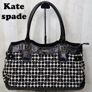 kate spade new york - ケイトスペード Kate spade ハンドバッグ トートバッグ キャンバス生地