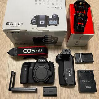 Canon - Canon EOS 6D ボディ キャノン フルサイズ