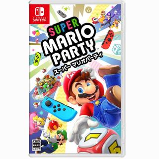 ニンテンドースイッチ(Nintendo Switch)のマリオパーティー(家庭用ゲームソフト)