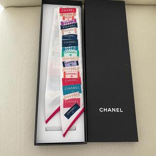 CHANEL - シャネル ツイリー スカーフ ミニスカーフ