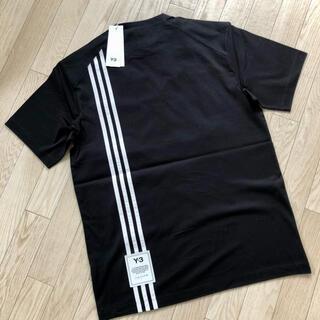 Y-3 - 新品 Y-3 Tシャツ adidas アディダス 3ストライプス