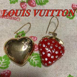 LOUIS VUITTON -  LOUISVUITTON ルイヴィトン  ブークルドレイユ・フレーズピアス