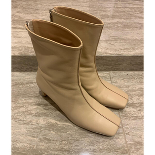 STUNNING LURE - エレンディーク SQUARE SHORT BOOTS