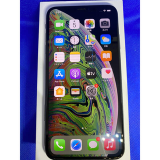 Apple - iphone xs max 512gb simロック解除済み