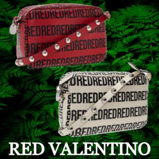 レッドヴァレンティノ(RED VALENTINO)の★SALE☆【RED VALENTINO】ロゴ ショルダーバック(ショルダーバッグ)