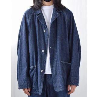 COMOLI - デニムワークジャケット