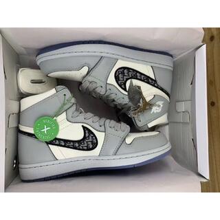 NIKE - Dior x Nike Air Jordan 1 High CN8607 002