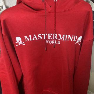 マスターマインドジャパン(mastermind JAPAN)のMASTERMIND WORLD パーカー(パーカー)