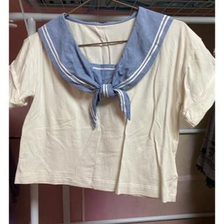 シークレットハニー(Secret Honey)のSecret Honeyセーラーシャツ(シャツ/ブラウス(半袖/袖なし))