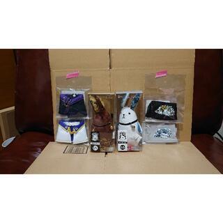 ムービック(movic)のツキウサ。Fairy Tale Collection2+衣装4着セット(ぬいぐるみ)