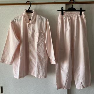 シャルレ - シャルレ ポケット付きパジャマ ピンク 日本製