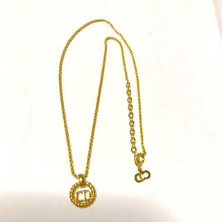 クリスチャンディオール(Christian Dior)のクリスチャン ディオル ネックレス 美品(ネックレス)