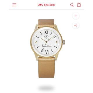 CITIZEN - スマイルソーラー 腕時計