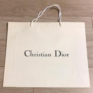 クリスチャンディオール(Christian Dior)のクリスチャン ディオール ショップ袋 紙袋(ショップ袋)
