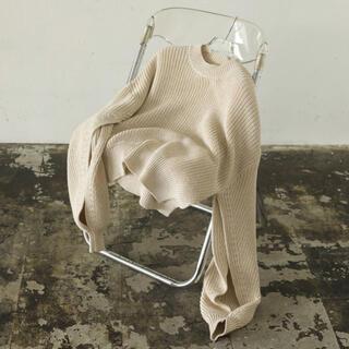 TODAYFUL - slit sleeve knit